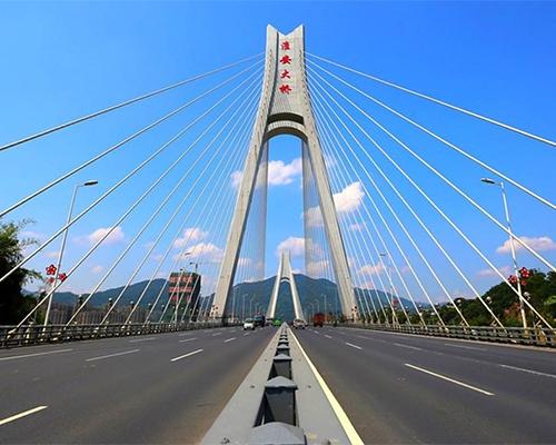 淮安大桥——2019年3月